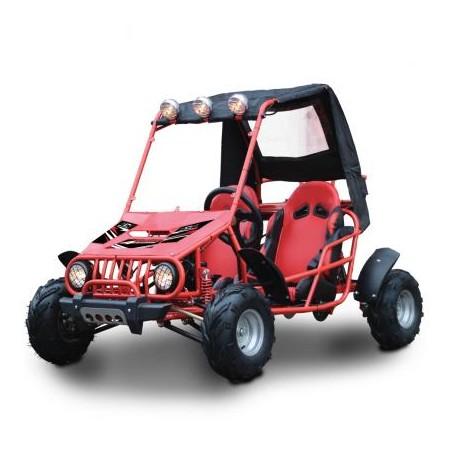 NCX BUGGY 4 STRIKE 125 cc