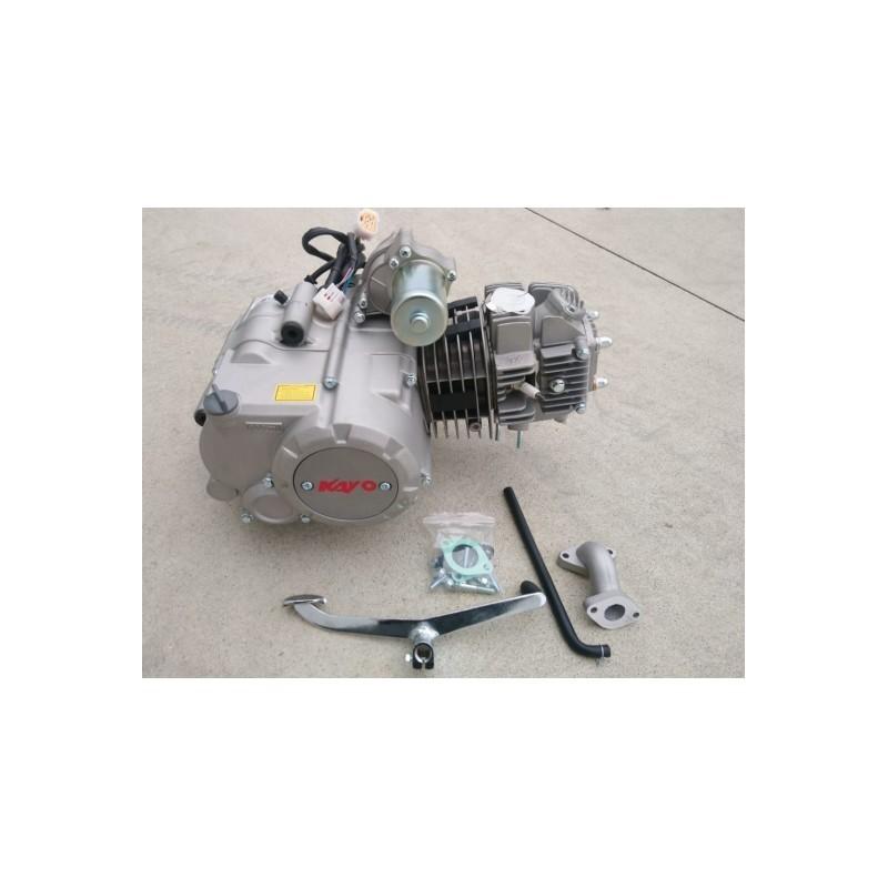 BLOCCO Motore 110cc CON Retromarcia Automatico 4T 4 TEMPI Quad ATV KAYO AT110