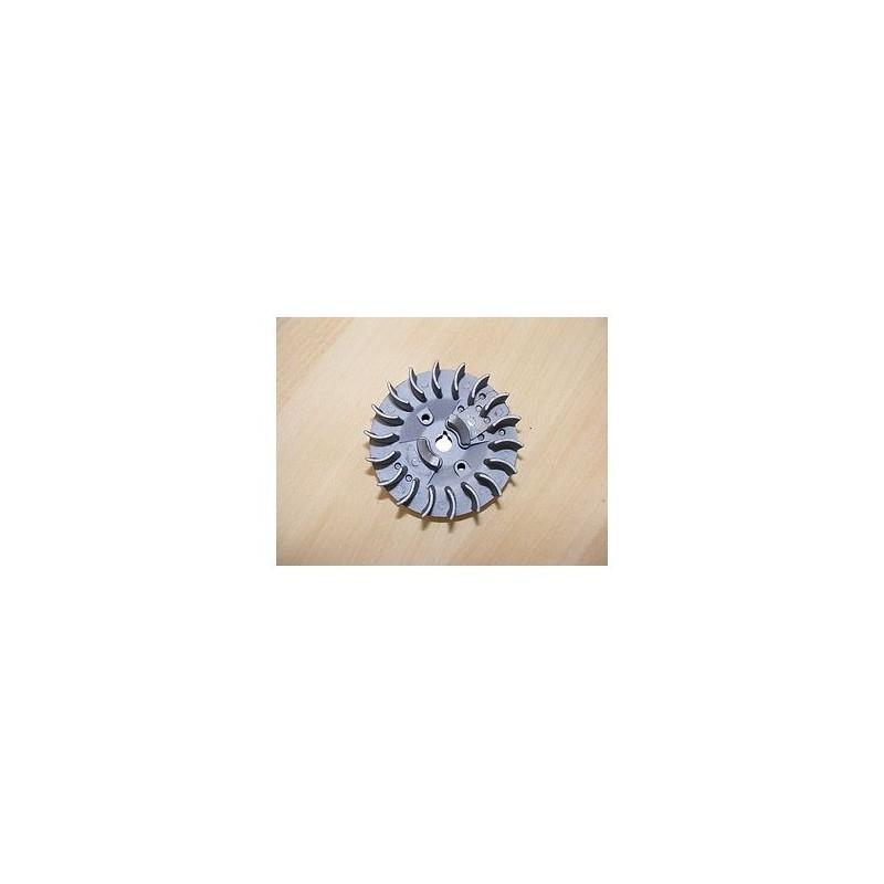 VOLANO MINIMOTO MINIATV MINICROSS ORIGINALE avviamento alluminio 2 tempi