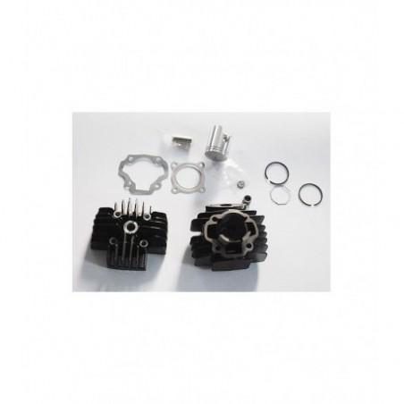 kit motore yamaha pw50 cilindro testa pistone fasce elastiche guarnizioni