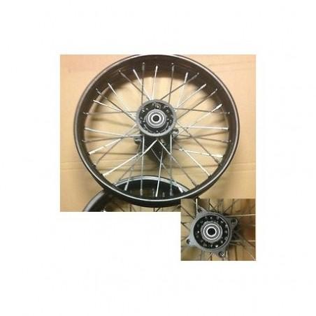 "CERCHIO BSE 60/100-14 perno 15mm PIT BIKE MONSTER 14"" ANTERIORE MINICROSS"