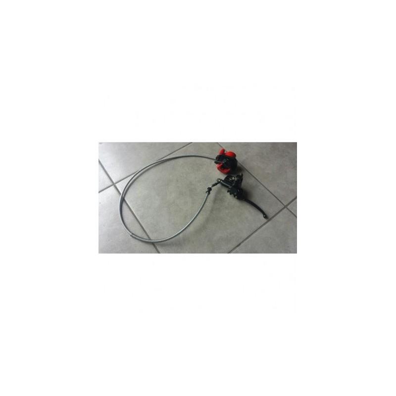 FRENI POMPA ANTERIORE SCORPION PIT BIKE COMPLETO PINZA - freno 125 140 150 160 C