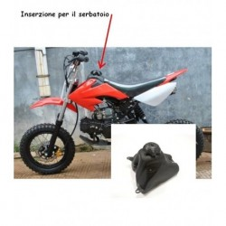 SERBATOIO PIT BIKE 110cc crf50 cross minicross