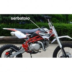 SERBATOIO PIT BIKE SCORPION - incluso tappo benzina minicross cross