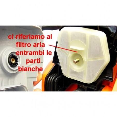FILTRO ARIA PER DECESPUGLIATORE 36CC COMPLETO SCATOLA PLASTICHE