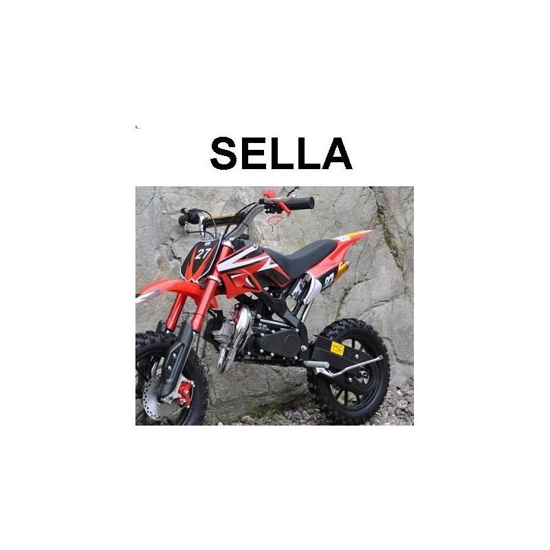 "SELLA MINICROSS 10"" SPIDER - minimoto cross"