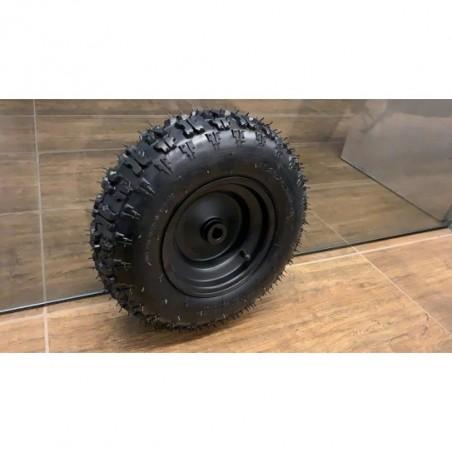 01PZ CERCHIO GOMMATO 13X5-6 posteriore MINIQUAD XXL RAPTOR 49CC 6 pollici - MINIATV ATV QUAD