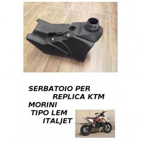 SERBATOIO KTM NUOVO MODELLO MORINI LEM ITALJET