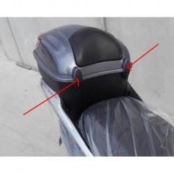 1PZ CERNIERA BAULETTO POSTERIORE - bici elettrica scooter sky II tipo z-tech