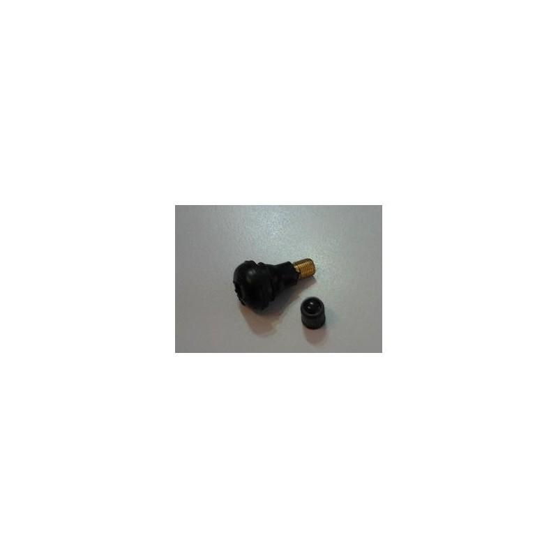 Valvola dritta tubless cerchi quad atv miniquad miniatv 4 tempi tappi gomme