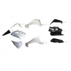 kit completo PLASTICHE CARENE KAYO PREDATOR 110 QUAD 125 SPORT - miniquad 4 tempi