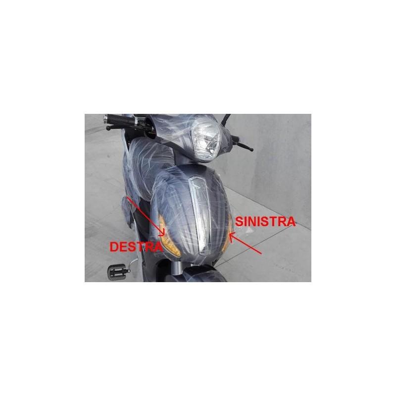 FRECCIA DESTRA LAMPADA FANALE - bici elettrica scooter sky II tipo z-tech