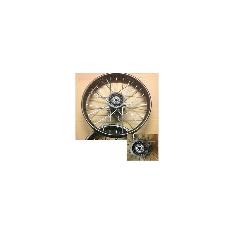 """CERCHIO BSE 70/100-17 perno 12mm PIT BIKE SCORPION 17"""" ANTERIORE MINICROSS ATTACCO SDG"""