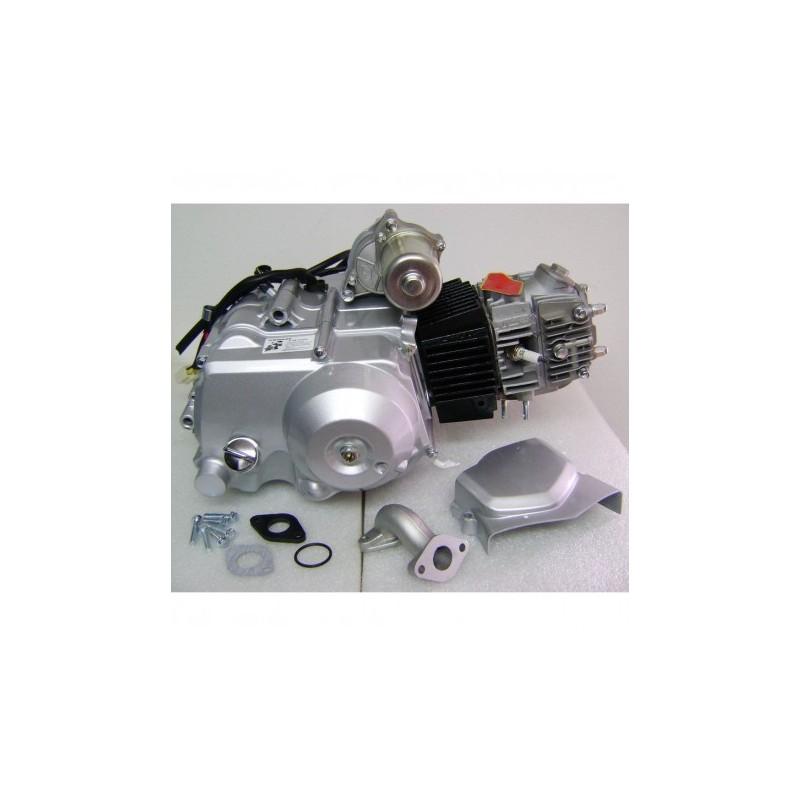 BLOCCO Motore 125cc CON Retromarcia Automatico 4T 4 TEMPI Quad ATV PIT BIKE