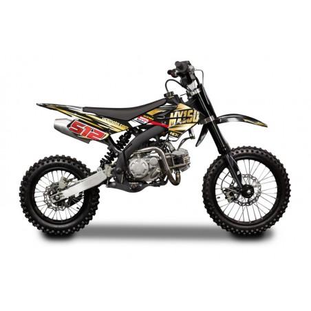 "Pit Bike MX160cc 17"" 14"""