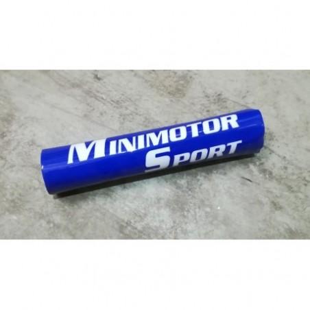 PARACOLPI SPUGNA MANUBRIO BLU QUAD ATV 125 SPORT miniquad 110