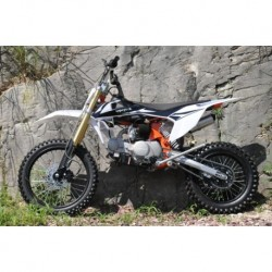 ADESIVI MONSTER PER PIT BIKE ZEUS STILE KTM CROSS