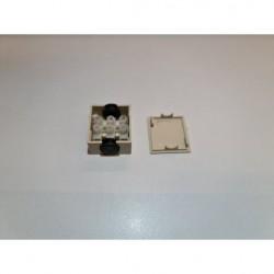 SCATOLA STAGNA MORSETTIERA 3,5 x 3 x 1,5 cm