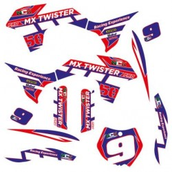 KIT GRAFICHE NCX MX TWISTER...