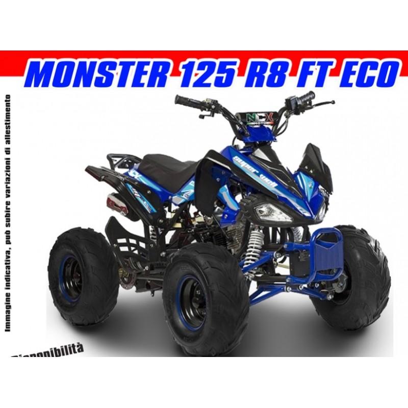 NCX MONSTER 125 R8 FT