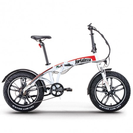 """Fat Bike FORTALEZA 20"""" 250W 36V"""