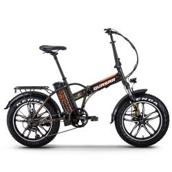"""NCX QUASAR ALLOY 20"""" 250W 36V  bici Elettrica"""
