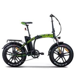 "NCX STRESSED ALLOY 20"" 250W 36V Bici Elettrica Fai Bike"