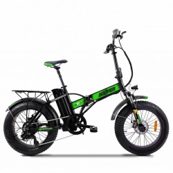 "NCX BOOPER 20"" 250W / 500W 48V 16Ah Bici Elettrica Fai Bike"