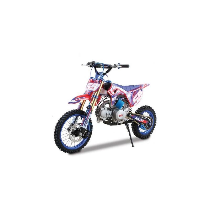 NCX CRX 125 14/12 GOLD Pit Bike