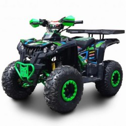 Quad NCX IRON 125cc R8