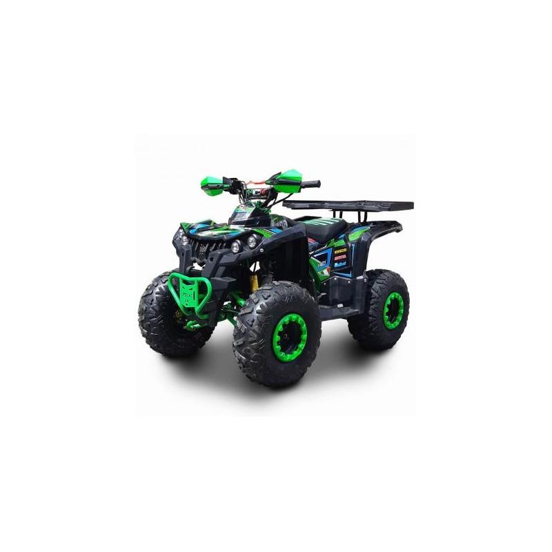 Quad NCX IRON 125cc R8